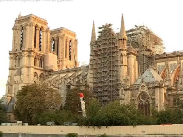 Počinje rekonstrukcija katedrale Notr Dam