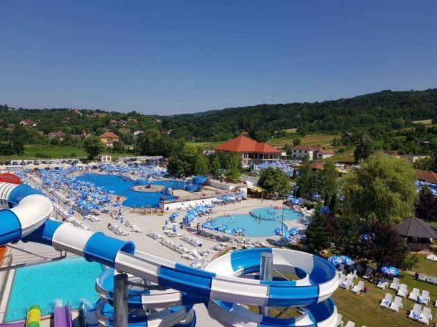 Kompleks Nova Banja Vrujci proširio kapacitete, u planu i gradnja wellness centra - Turiste na 5 hektara očekuju novi smeštaj, restoran, akva park i 7 bazena (FOTO)