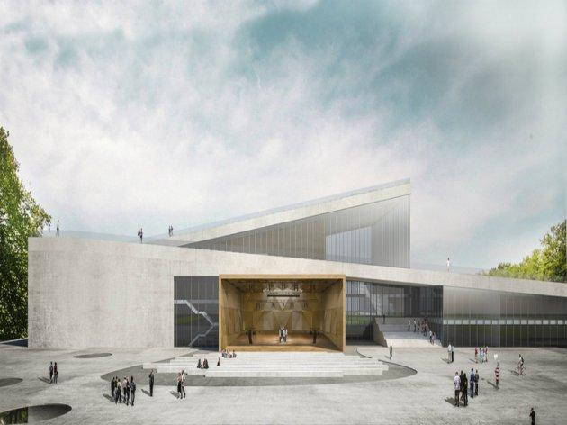Neues Gebäude der Belgrader Philharmonie bis 2020?
