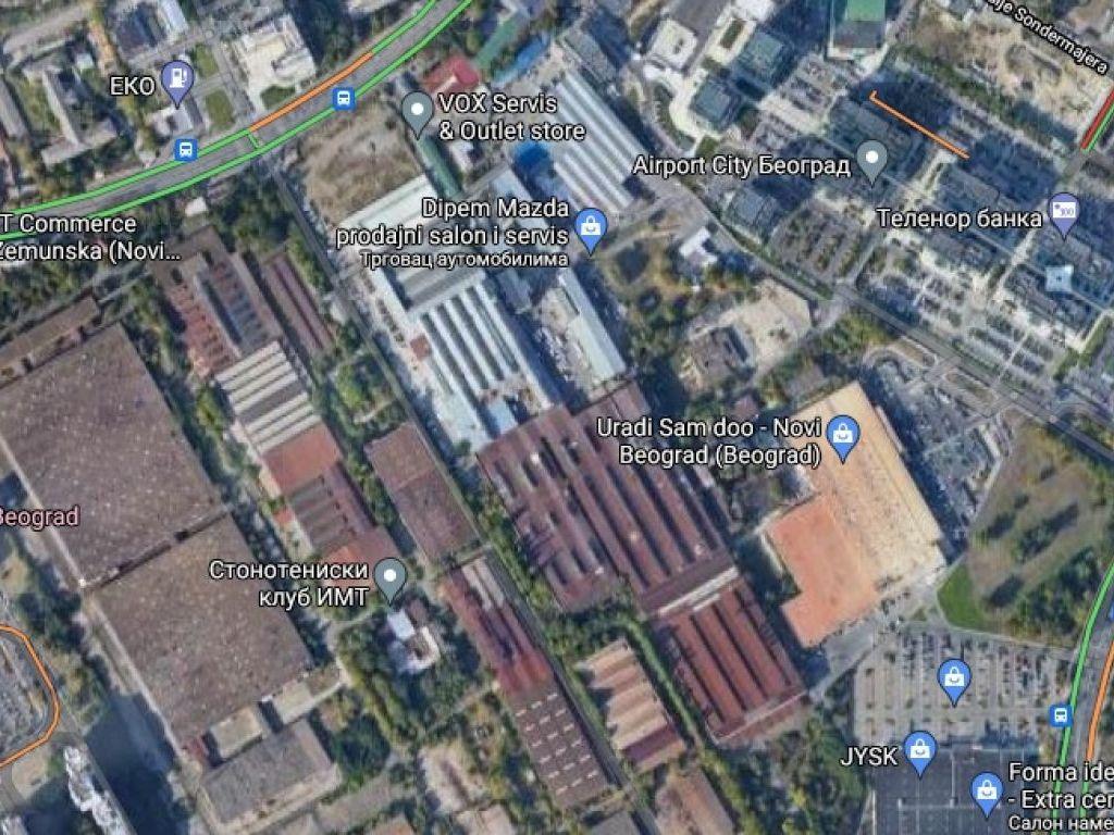 Obustavljena prodaja imovine Beobanke u stečaju - Više od 7 hektara zemljišta u centralnoj poslovnoj zoni Novog Beograda za sada bez vlasnika