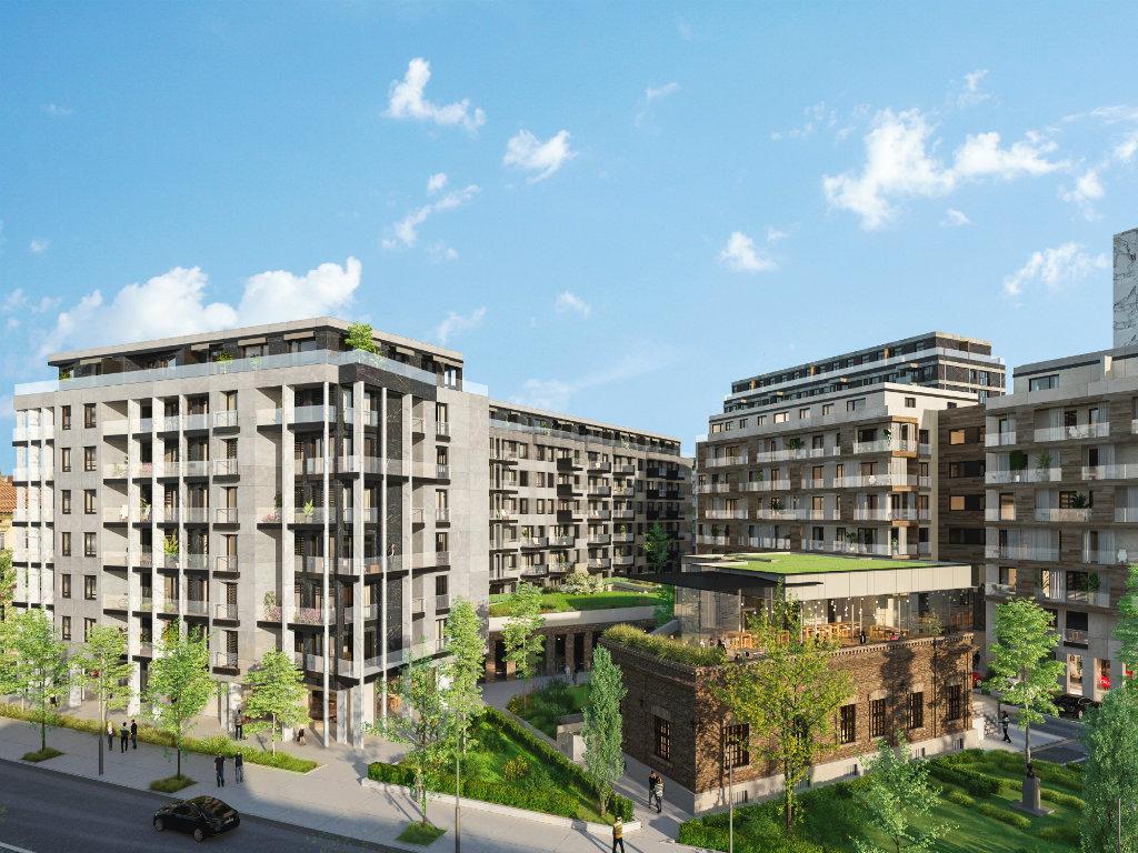 """Izgradnja kompleksa """"Novi Dorćol"""" - Savremeni građevinski materijali i Lafarge inovativna rešenja u službi reurbanizacije i očuvanja istorijskog nasleđa"""
