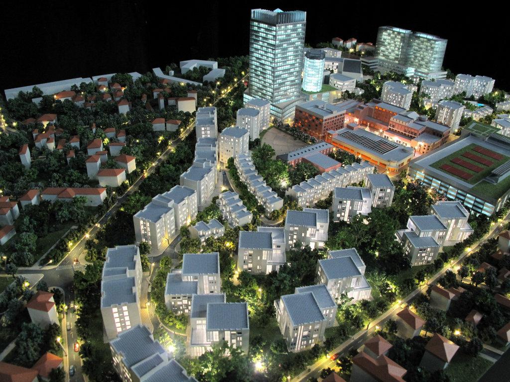 Projekat Novi Niš vredan više od 140 mil EUR - Prve zgrade niču do kraja 2018. (FOTO)