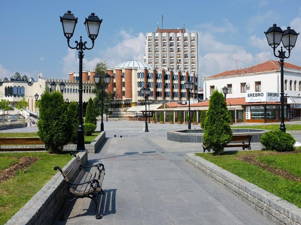 Prosječna cijena kvadrata u Novom Pazaru 852 EUR