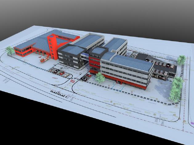 U planu gradnja novog kompleksa Policijske uprave u Novom Pazaru - Vrednost radova oko 350 miliona dinara (FOTO)