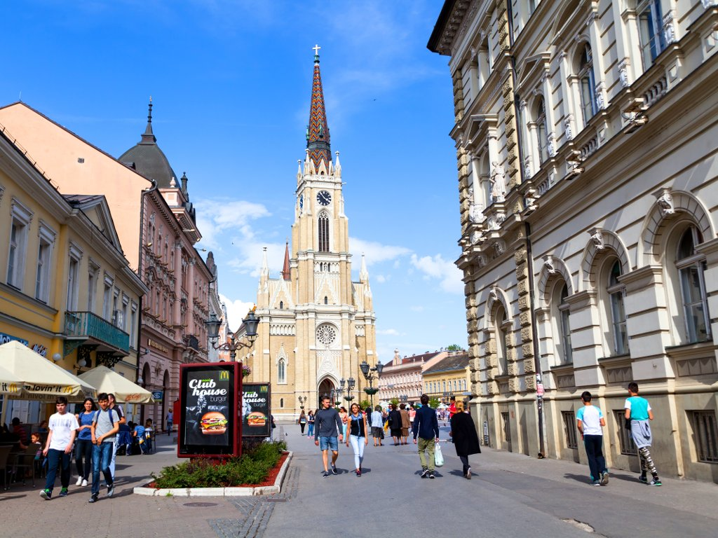 Lonely Planet praises Novi Sad – City you must visit in 2019