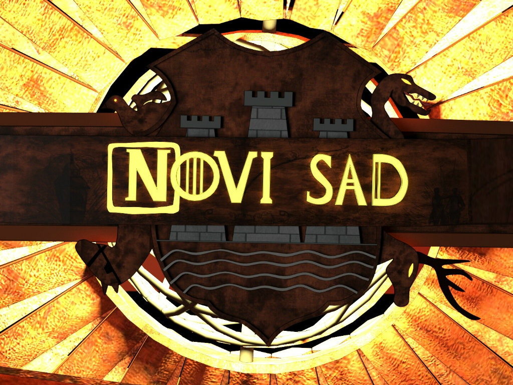 Prošetajte kroz Novi Sad u duhu Igre prestola (VIDEO)(FOTO)