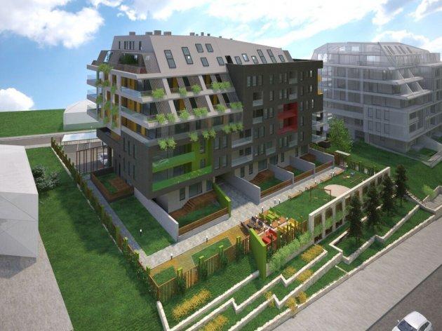 Od garsonjera do penthausa - Deling Invest gradi moderni stambeni objekat u Tuzli (FOTO)