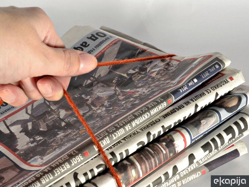Pandemija zadala veliki udarac medijima - Najviše pogođeni nezavisni mediji, pad prihoda i do 80%