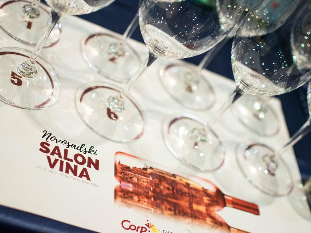 Der zweite Weinsalon in Novi Sad bringt Fachleute aus der ganzen Welt zusammen