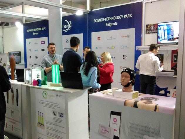 Inovacije na štandu NTP Beograd - Prvi put predstavljen prototip uređaja za prečišćavanje vazduha u zatvorenim prostorijama