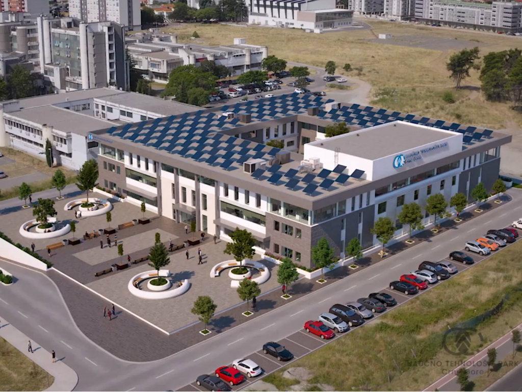 Raspisan tender za izgradnju Naučno-tehnološkog parka Crne Gore u Podgorici - Vrednost radova 8 mil EUR