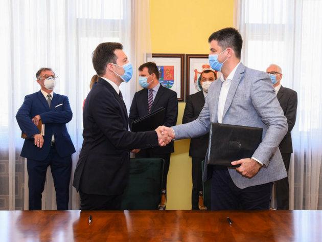 Za NTP Novi Sad obezbeđeno još 9,5 miliona EUR - Završetak objekta za osam meseci