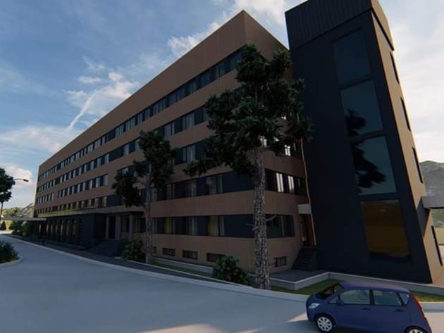 Budući izgled bolnice