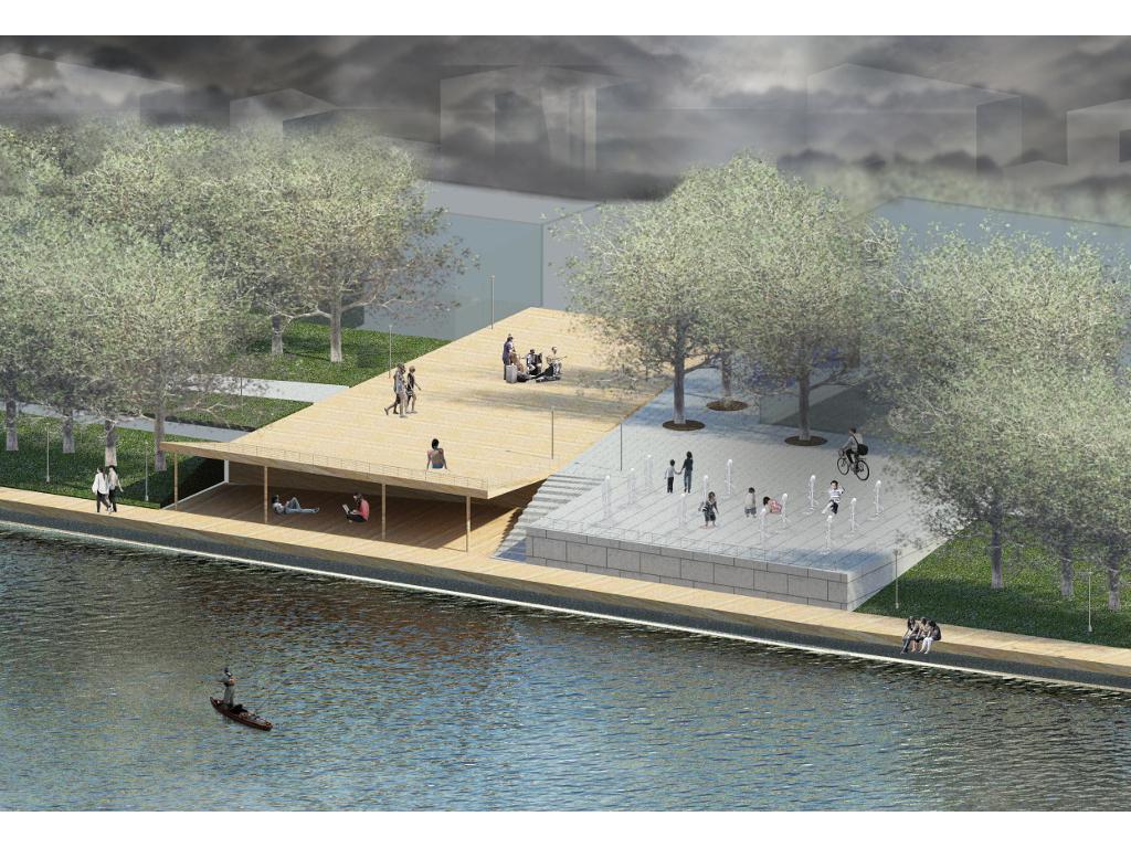 Siđimo do rijeke - Kej sa ljetnom scenom, pješačkim i biciklističkim stazama dao bi novu sliku Trebinja (FOTO)