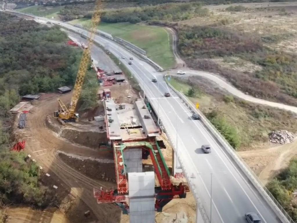 U saobraćaj pušteno još 7,7 km punog profila obilaznice oko Beograda - Deo do Bubanj potoka obećan za godinu i tri meseca