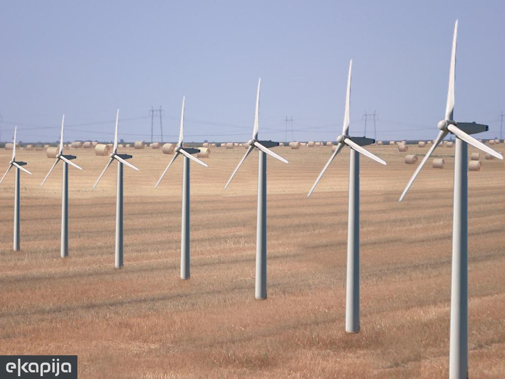 Otvara se najveći vetropark na Zapadnom Balkanu - Čibuk 1 kod Kovina može da snabdeva strujom 113.000 domaćinstava