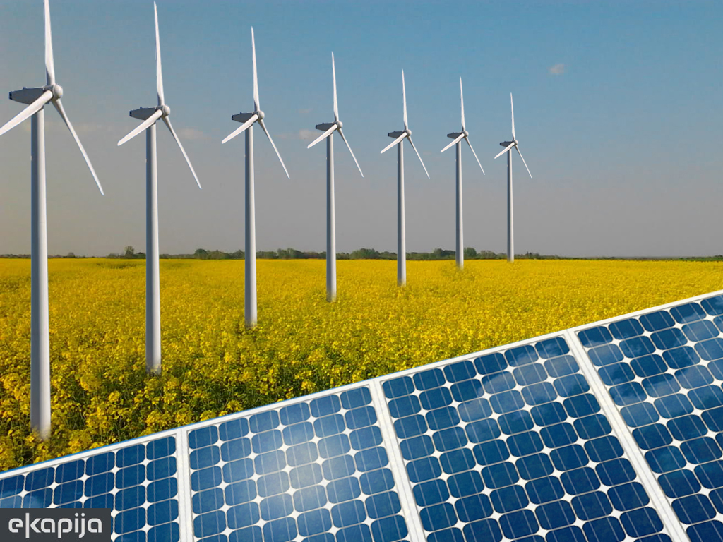 Mreža u BiH može da prihvati 1.700 MW iz obnovljivih izvora energije