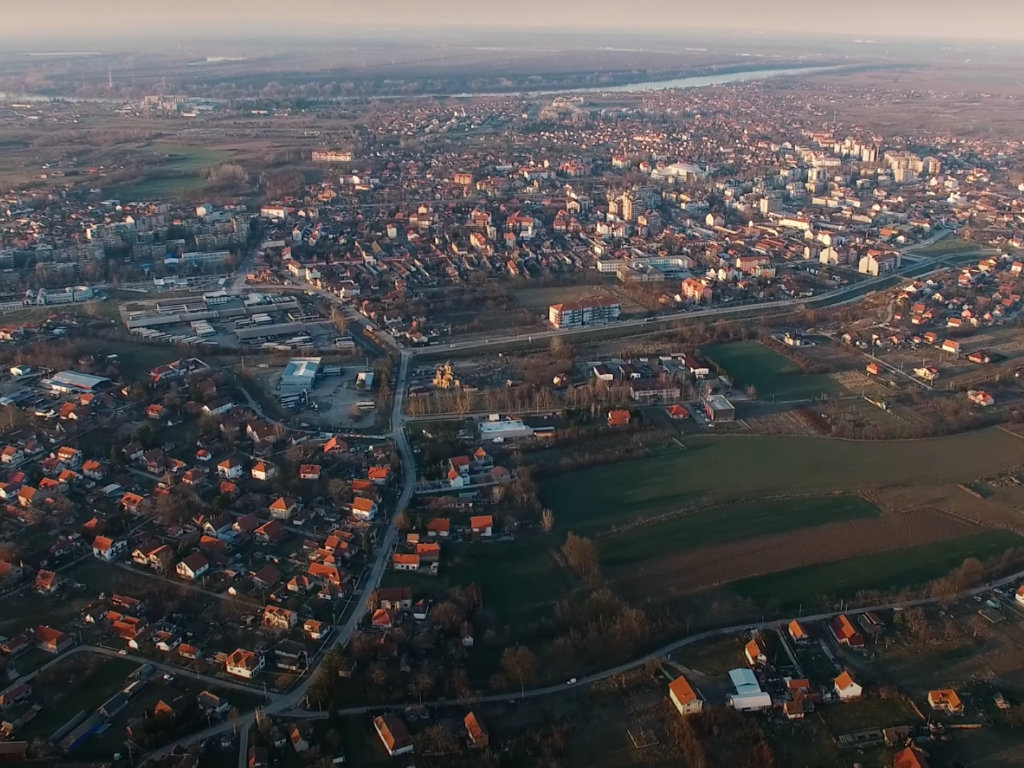 Obrenovac dobija novi gradski trg - Na površini od 1,13 ha formira se urbano jezgro sa pešačkom zonom i komercijalno-poslovnim kompleksom