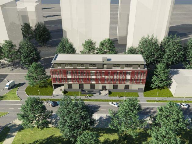 Na Novom Beogradu niče nova poslovna zgrada - Kompanija Octopus Trade planira da u Japanskoj ulici izgradi više od 3.000 m2 (FOTO)