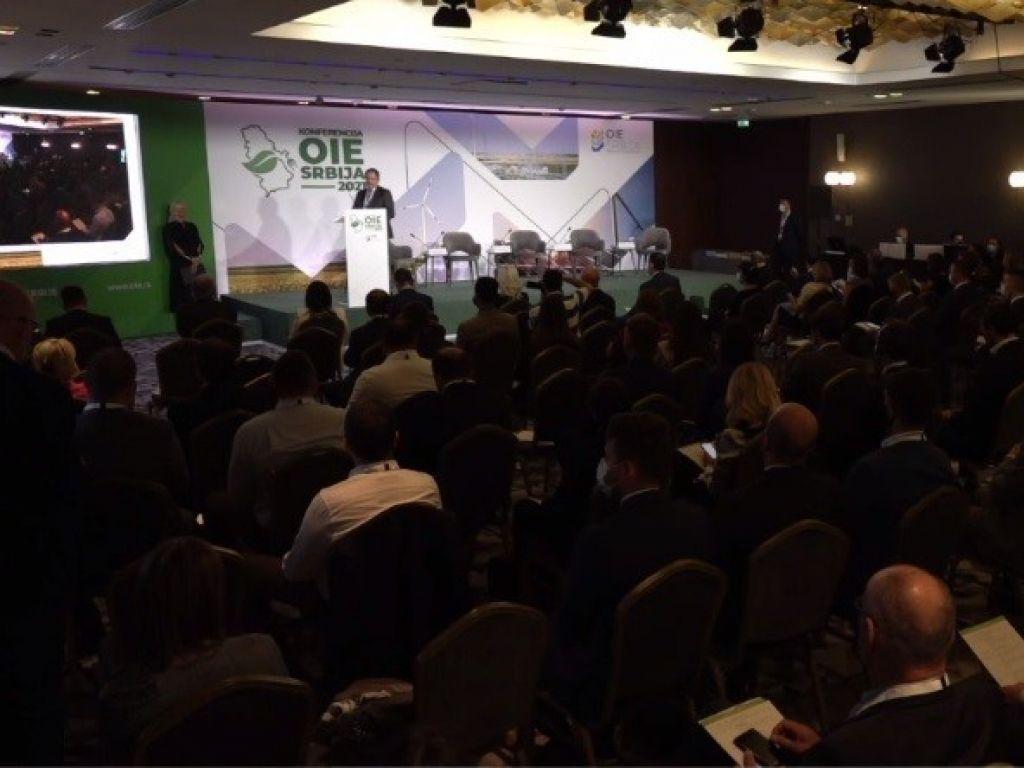 OIE Srbija 2021 - Srbija će do 2040. godine proizvoditi minimum 40% električne i toplotne energije iz obnovljivih izvora