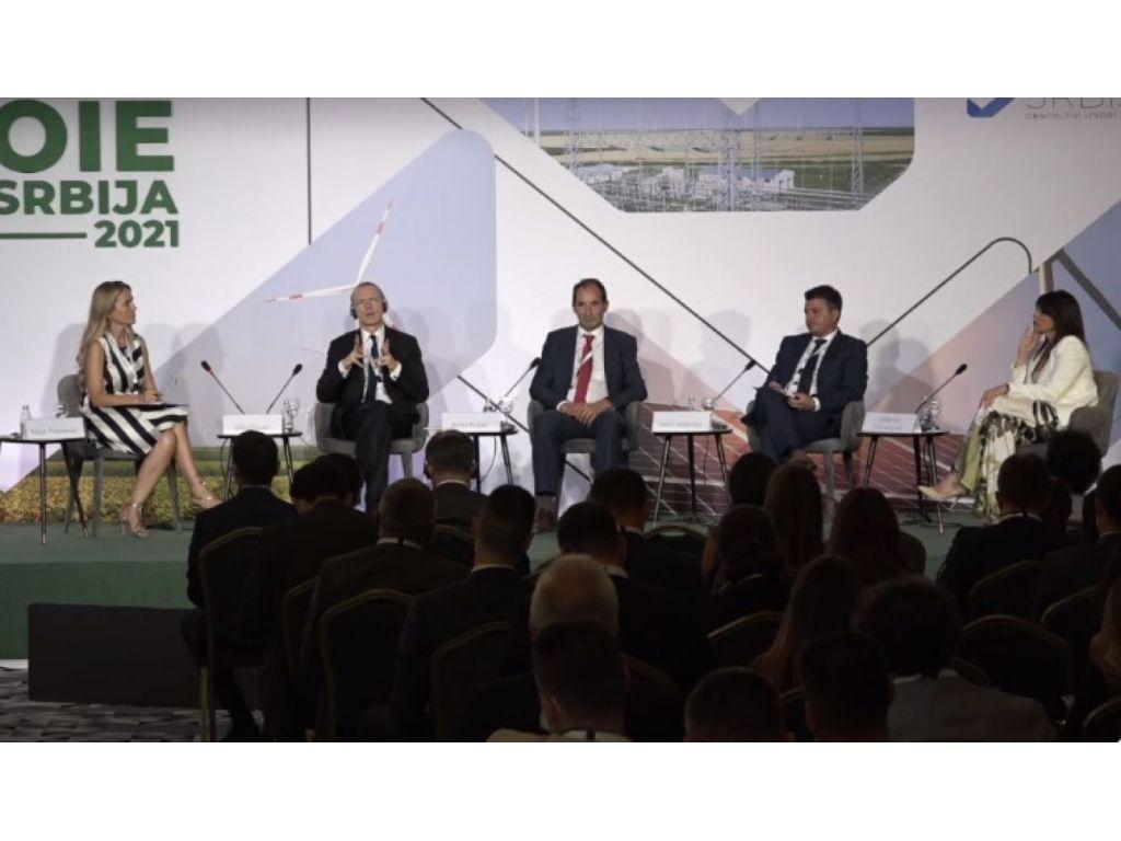OIE Srbija 2021 - Šta je važno u procesu energetske tranzicije i dekarbonizacije Srbije i regiona?