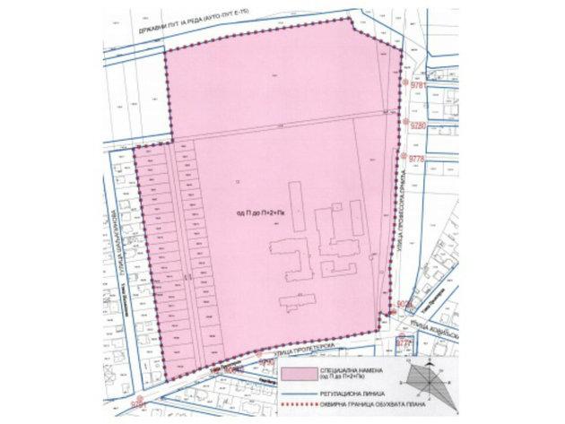 U Novom Sadu u planu izgradnja zatvora površine 5.000 m2