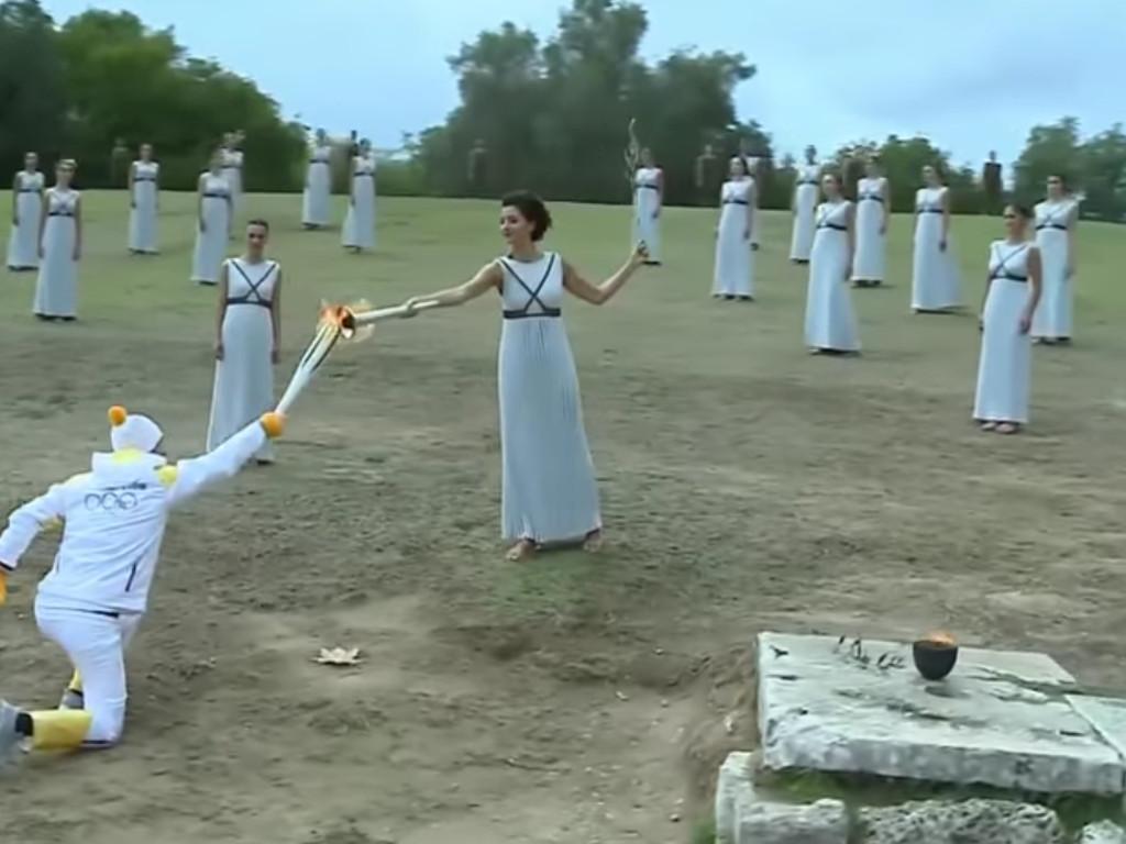 Od stare Grčke do Tokija, plamen koji gori duže od 22 veka - Posetite i vi drevnu Olimpiju