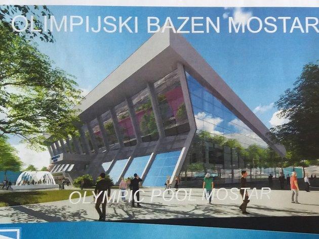 Projekat olimpijskog bazena