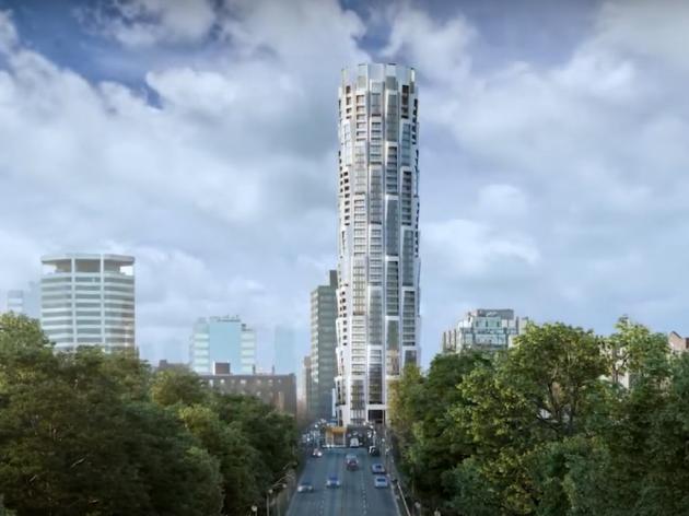 Neboder sa fasadom otpornom na vjetar projektovan u Kanadi (VIDEO)