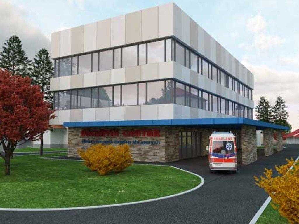 Počinju radovi na rekonstrukciji Opšte bolnice Gornji Milanovac - Tender za narednu fazu u drugoj polovini 2019.