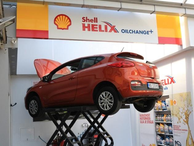 Trio Motors iz Novog Sada postao prvi Shell brzi servis na Balkanu