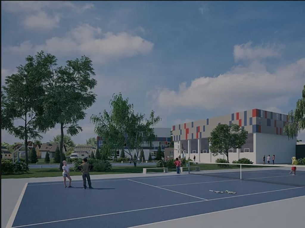 Sremska Mitrovica dobija novi sportsko-rekreativni kompleks