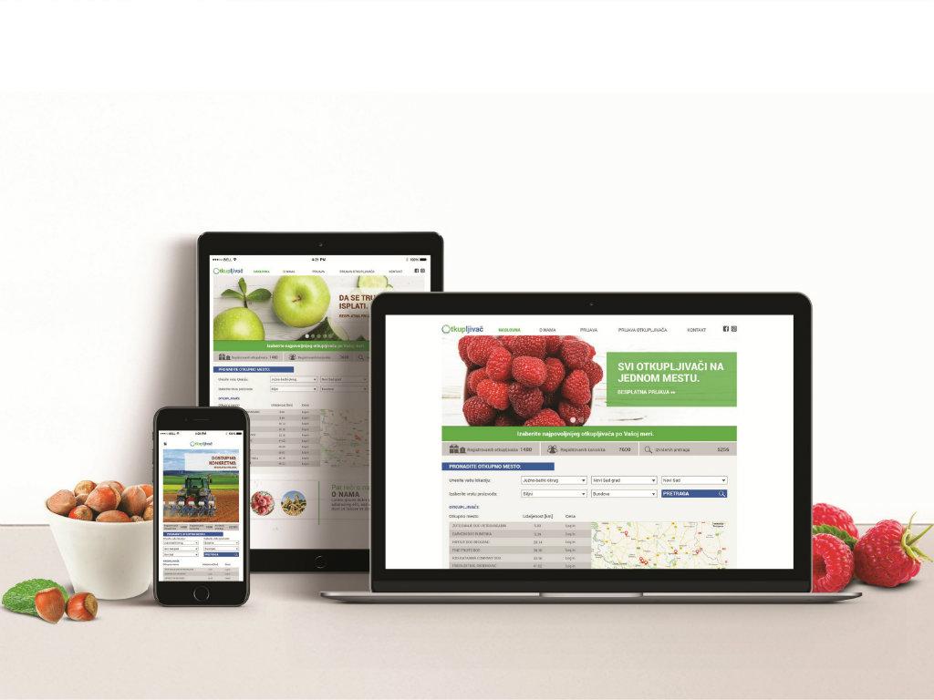 Orlandus iz Novog Sada razvija platformu Otkupljivač - Cilj povezivanje proizvođača i otkupljivača poljoprivrednih proizvoda u što kraćem roku