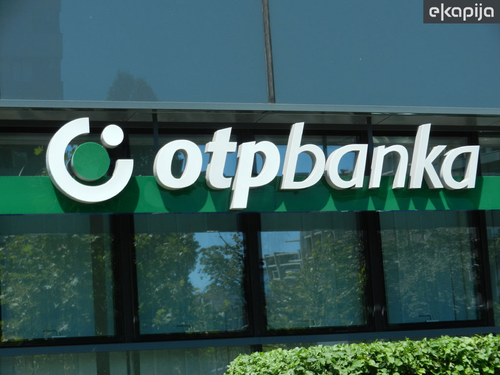 OTP banka kupila Vojvođansku za 125 mil EUR - Zaključenje transakcije do kraja 2017.