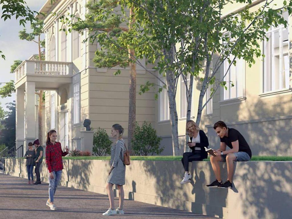 Uskoro tender za rekonstrukciju gimnazije u Smederevskoj Palanci