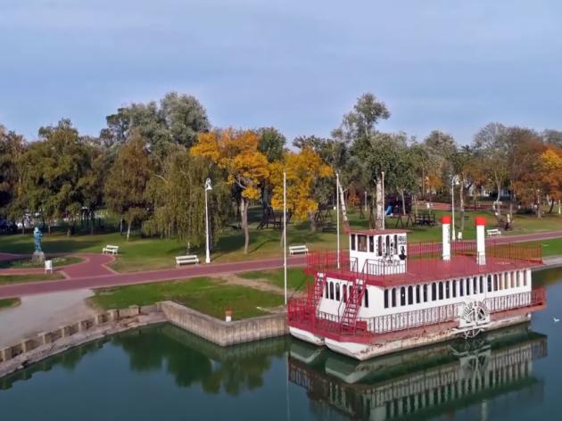 Na Palićkom jezeru formira se novi centar banjskog turizma - Planira se izgradnja hotela, restorana, tržnih centara, sportskih kompleksa