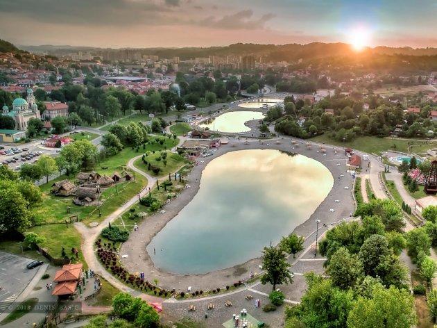 Kupanje na Panonskim jezerima od 1. juna