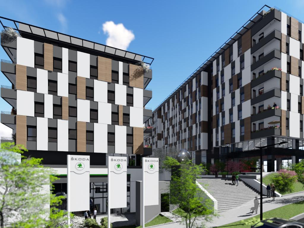 Uskoro u ponudi novi stanovi u kompleksu Panorama Voždovac (FOTO)