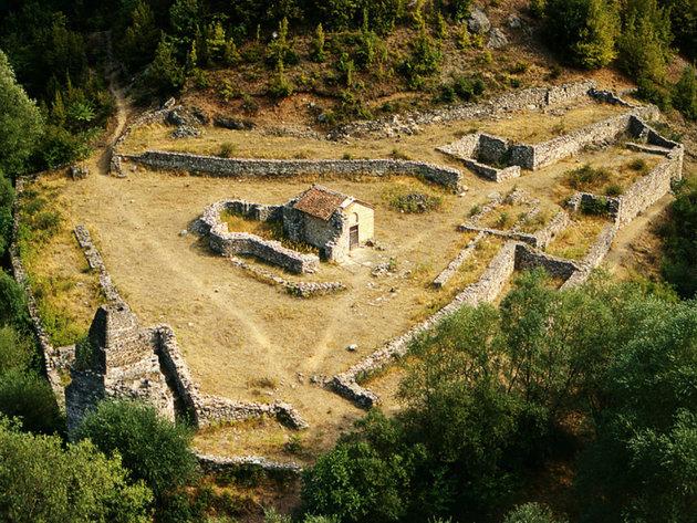 Ostaci manastira Namasija iz 15. veka