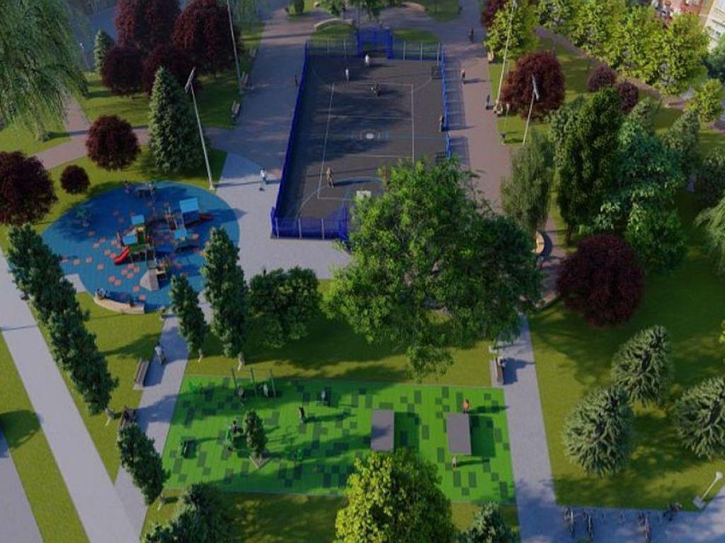 Uređuje se deo Novog naselja u Novom Sadu - Postavlja se igralište, sportski teren, teretana (FOTO)