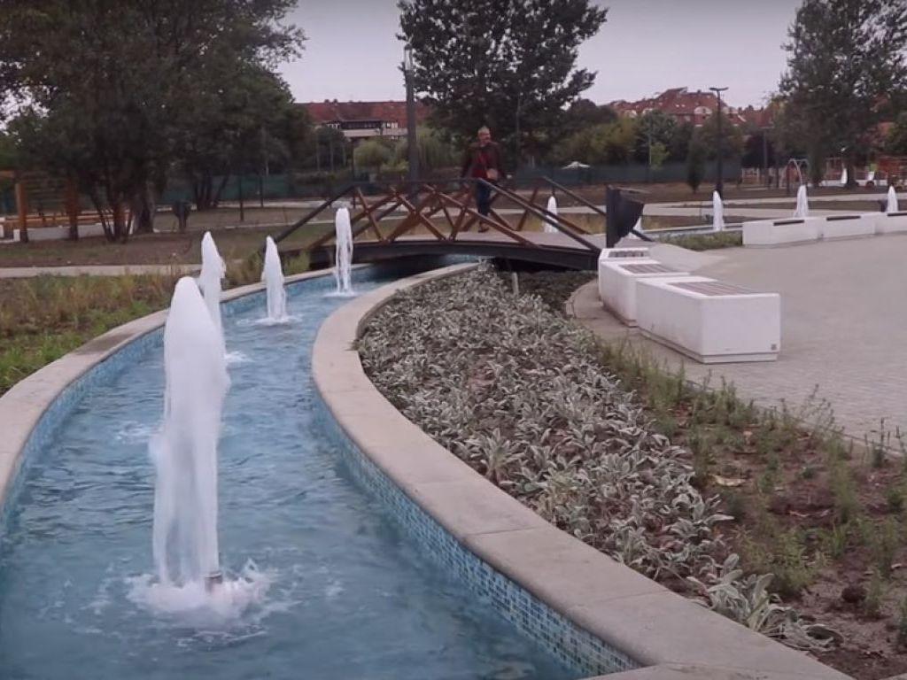 Polovinom decembra Novosađani će imati novi park između Novog naselja i Detelinare (VIDEO)