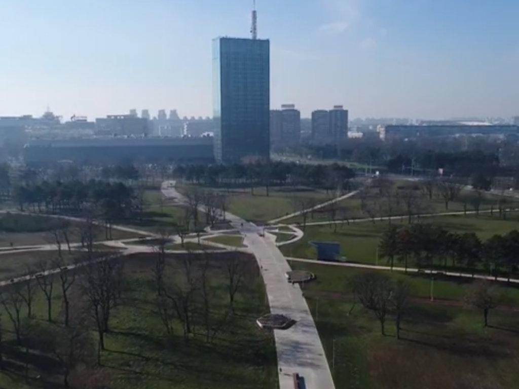 Plan gradnje Muzeja umetnosti 21. veka, Prirodnjačkog muzeja, akvarijuma i panoramskog točka pred beogradskim odbornicima