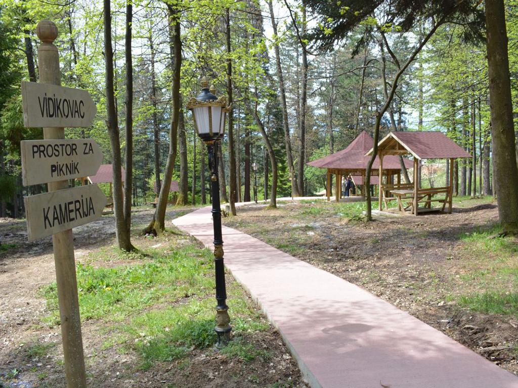 Sarajevo dobilo još jedno izletište - Na Grdonju otvoren park Šume prijateljstva