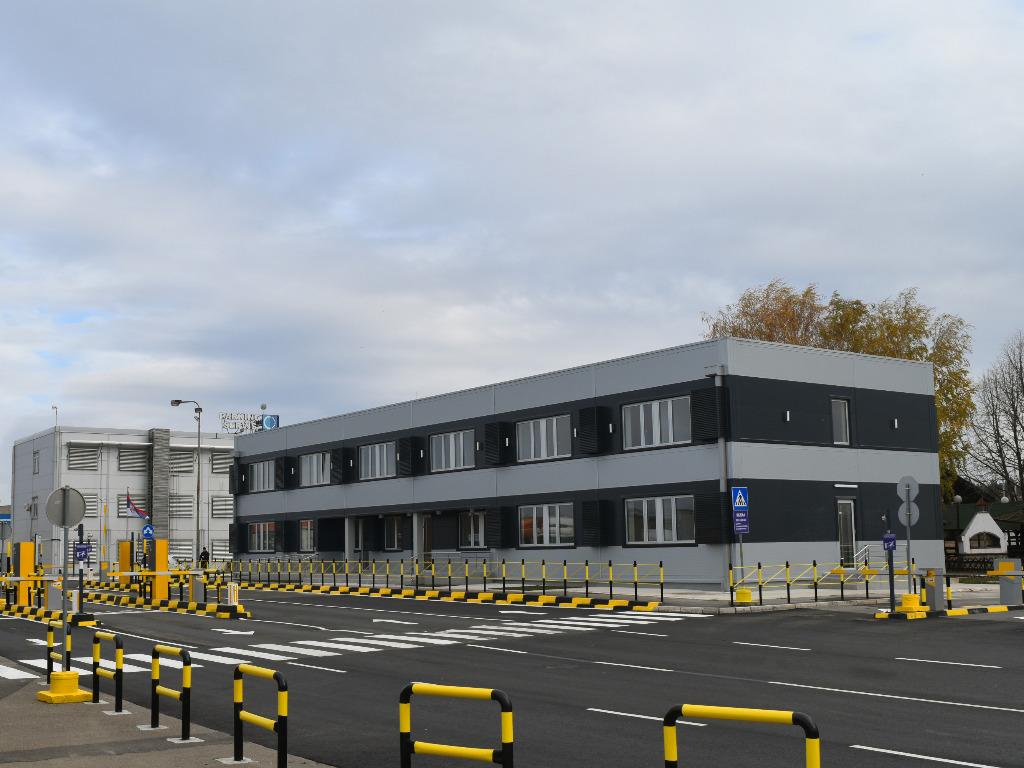 Parking servis završio izgradnju nove poslovne zgrade u Logističkom centru - Špediteri počinju rad od decembra