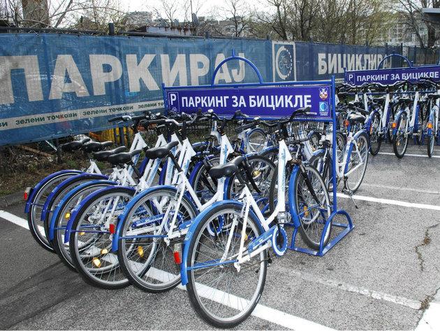 Grad Beograd raspisao tender za postavljanje sistema javnih bicikala