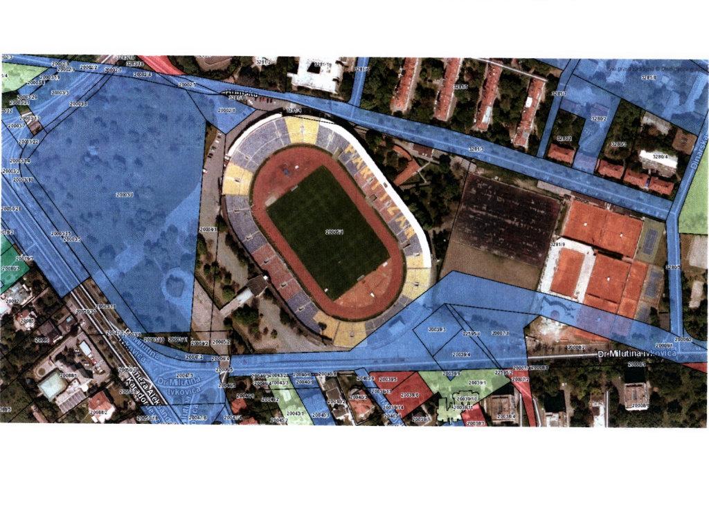 U planu rekonstrukcija ili izgradnja potpuno novog stadiona Partizana - Gradiće se i hotel
