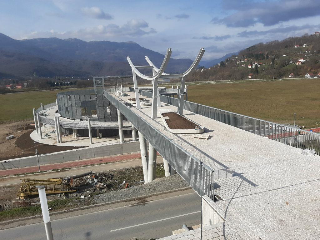 Mojkovac uskoro dobija pasarelu koja će spajati centar grada sa budućim sportskim sadržajima - Investicija vrijedna 2,2 mil EUR