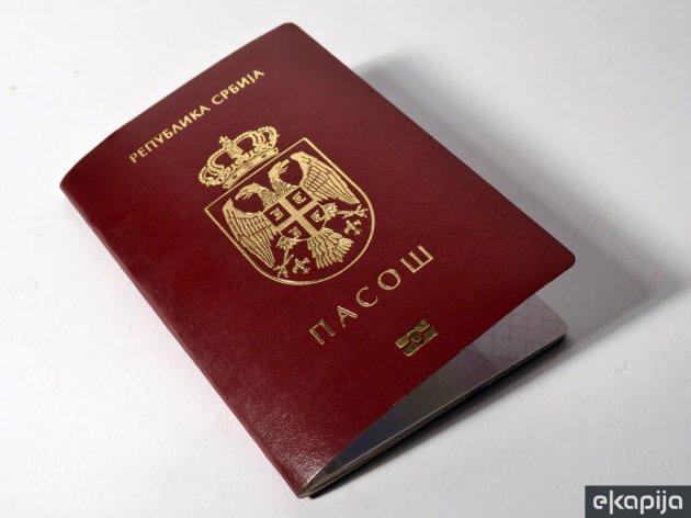 Japanischer Pass am mächtigsten, Serbien 39. von 107 Ländern