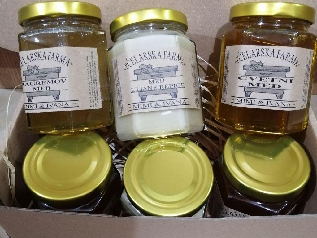 Pčelarska farma Mimi i Ivana - Porodica Krstić u svojoj ponudi ima neodoljive kombinacije za sve ljubitelje prirodnih slatkiša (FOTO)