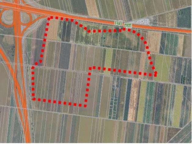 Područje između autoputa E-70, aerodroma Nikola Tesla i obilaznog autoputa Dobanovci-Bubanj potok predviđeno za privredne zone - U toku javni uvid u plan